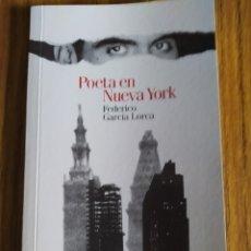 Libros de segunda mano: POETA EN NUEVA YORK, DE FEDERICO GARCÍA LORCA, EL PAÍS (2005). Lote 202105891