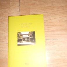 Libros de segunda mano: CAMINANT ENDINS - CINTO BUSQUET. Lote 202341850