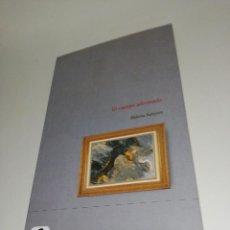 Libros de segunda mano: HELENA JUNYENT , EL CUERPO ADIVINANDO. Lote 203306837