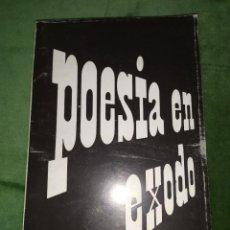 Libros de segunda mano: 1970. POESÍA EN ÉXODO. EXILIO CUBANO EN SU POESÍA.. Lote 203427425