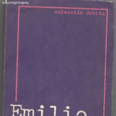 Libros de segunda mano: EMILIO BALLAGAS COLECCIÓN ÓRBITA INSTITUTO CUBANO DEL LIBRO 1972 POESIA CUBANA. Lote 203856965