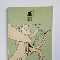 Libros de segunda mano: JEAN COCTEAU. POEMAS ( ARRECIFE) 1993. Lote 204346978