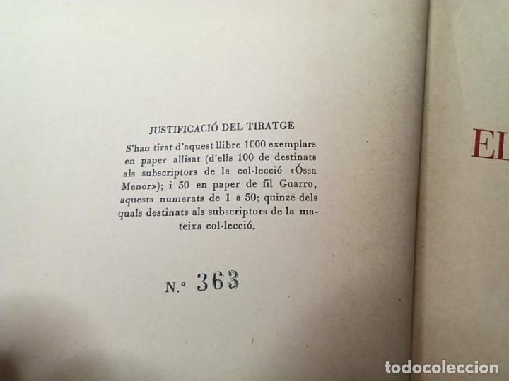 Libros de segunda mano: EL CÀNTIC NOU. CARLES CARDÓ Prev, 1951 - Foto 2 - 204811817