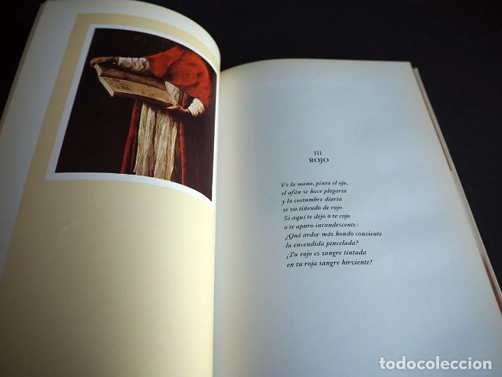 Libros de segunda mano: ZURBARAN.POEMAS. JOSE Mª ALONSO GAMO. 1974. - Foto 4 - 205030405