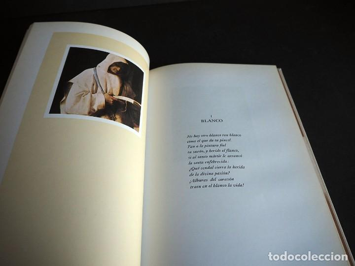 Libros de segunda mano: ZURBARAN.POEMAS. JOSE Mª ALONSO GAMO. 1974. - Foto 5 - 205030405