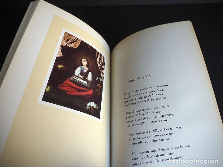 Libros de segunda mano: ZURBARAN.POEMAS. JOSE Mª ALONSO GAMO. 1974. - Foto 7 - 205030405