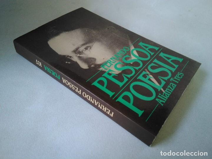 FERNANDO PESSOA. POESÍA. (Libros de Segunda Mano (posteriores a 1936) - Literatura - Poesía)