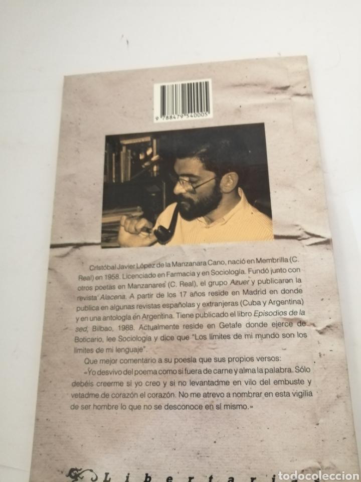Libros de segunda mano: Las pesadumbres del ozono - Foto 2 - 205645476