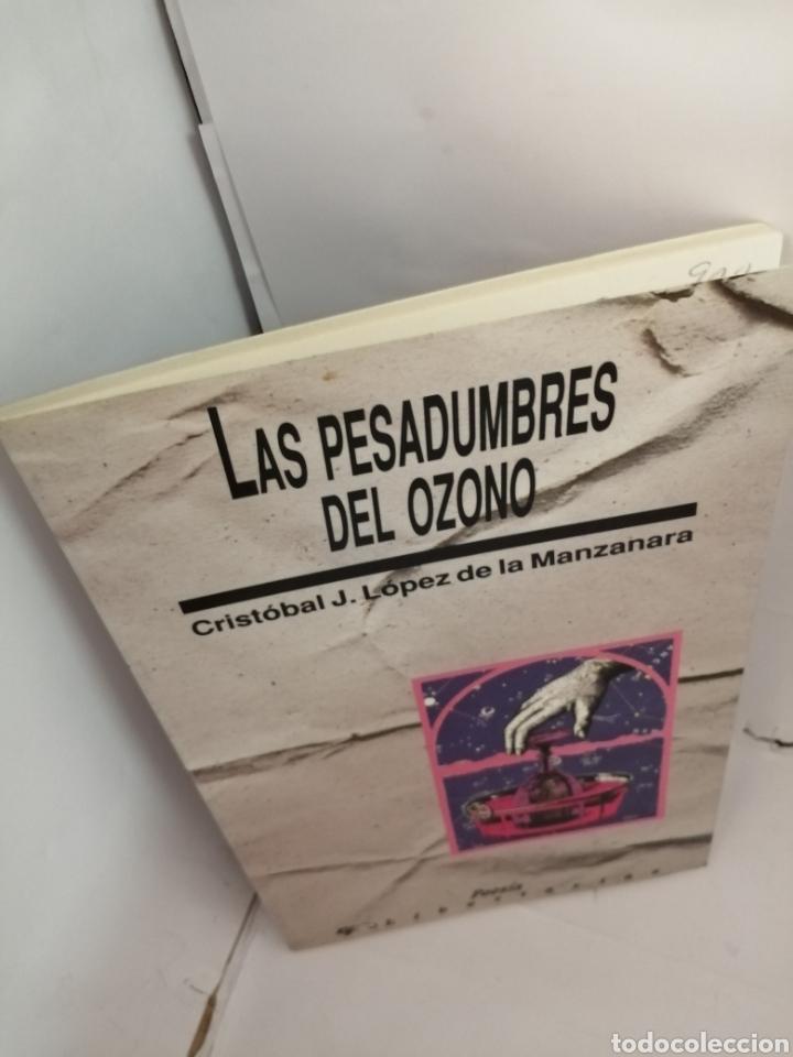 Libros de segunda mano: Las pesadumbres del ozono - Foto 4 - 205645476