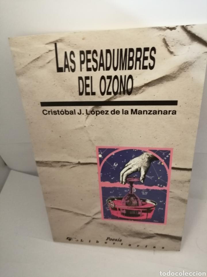 LAS PESADUMBRES DEL OZONO (Libros de Segunda Mano (posteriores a 1936) - Literatura - Poesía)