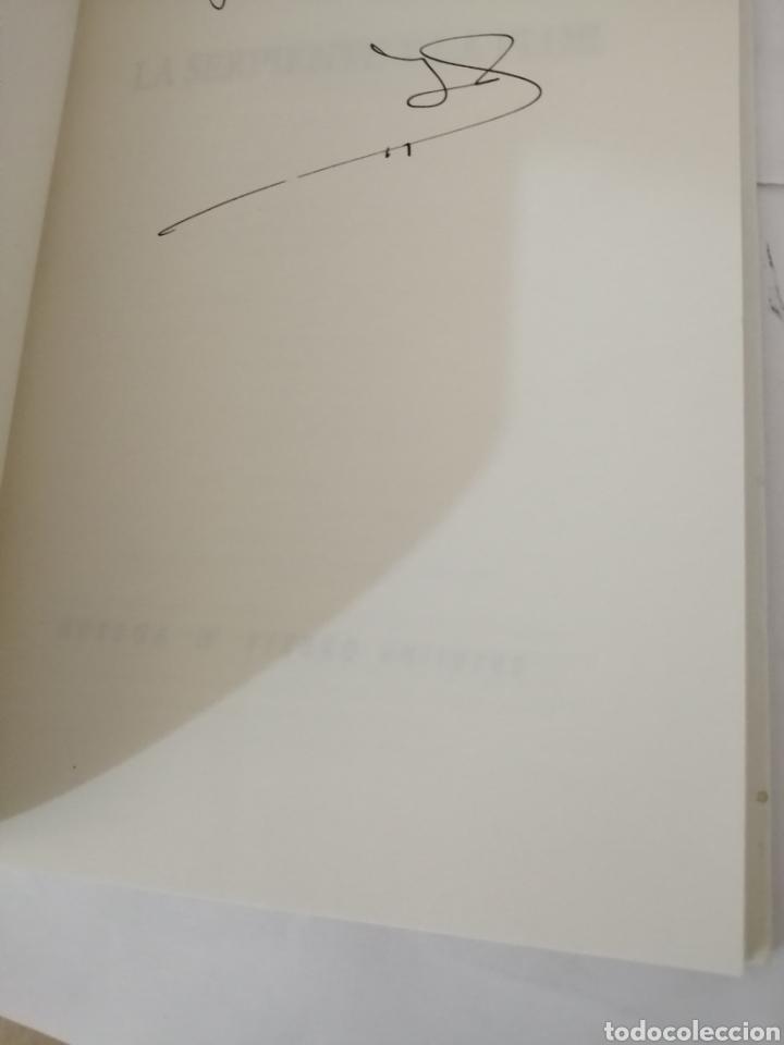 Libros de segunda mano: La Serpiente Y La Flor de ISABEL DÍEZ SERRANO - Foto 3 - 205646536
