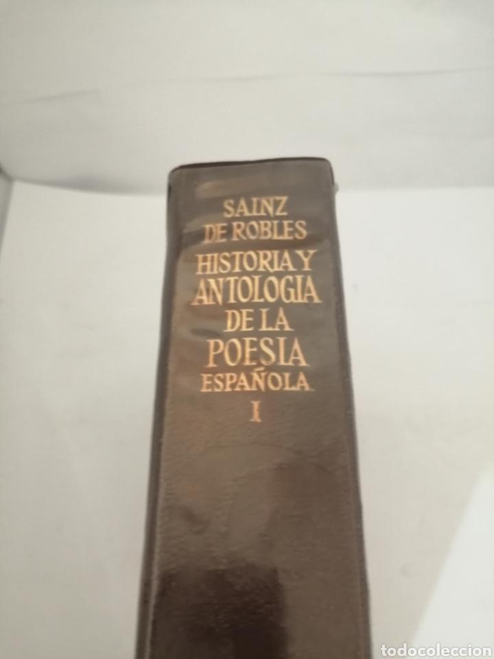 HISTORIA Y ANTOLOGIA DE LA POESIA ESPAÑOLA . EN LENGUA CASTELLANA. TOMO I : SIGLO X-XIX (Libros de Segunda Mano (posteriores a 1936) - Literatura - Poesía)