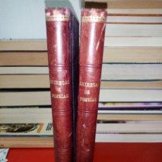 Libros de segunda mano: ENTREGAS DE POESIAS 2 TOMOS. ENUMERADOS. Lote 206145818
