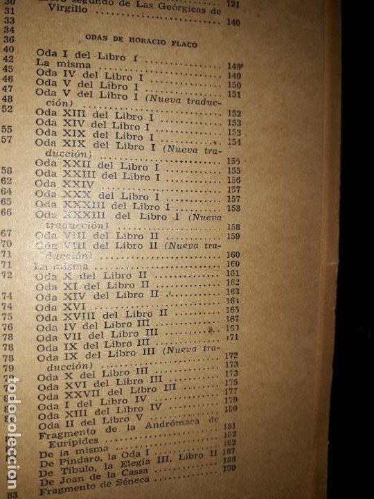 Libros de segunda mano: POESIAS DE FRAY LUIS DE LEON - Foto 6 - 206968655