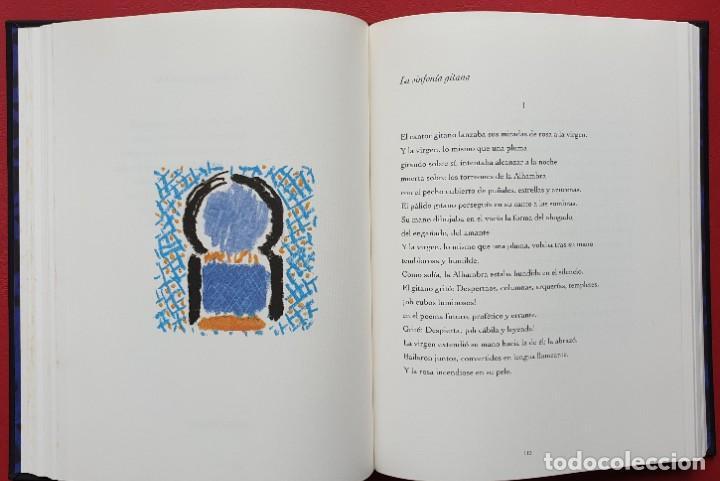 Libros de segunda mano: TARACEA DE POEMAS ÁRABES. FUNDACIÓN RODRIGUEZ ACOSTA - Foto 4 - 207603020