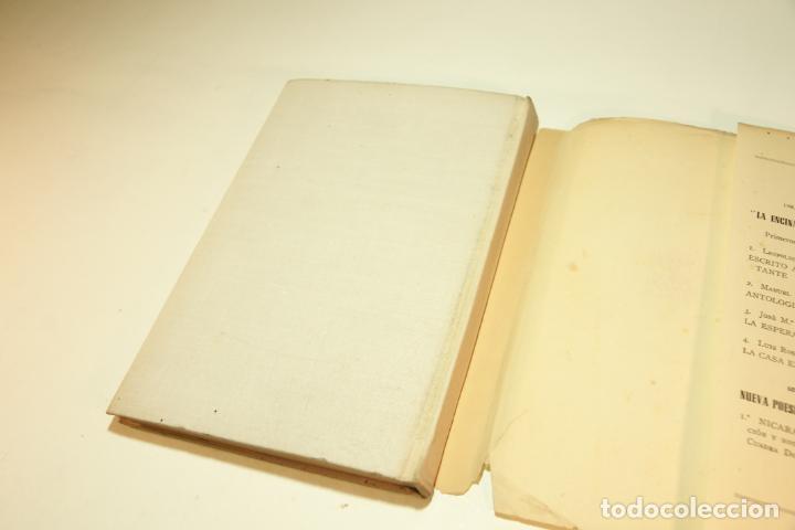 Libros de segunda mano: La casa encendida. Luis Rosales. Con dibujos de José Caballero. 1ª edición firmada y dedicada por el - Foto 9 - 209160522