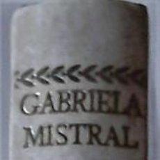 Libros de segunda mano: GABRIELA MISTRAL - POESIAS COMPLETAS. Lote 210034042