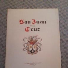 Libros de segunda mano: SELECCIÓN POESÍAS SAN JUAN DE LA CRUZ 1955. Lote 210265205