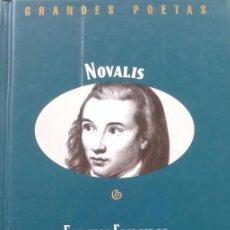 Libros de segunda mano: NOVALIS - ESCRITOS ESCOGIDOS (HIMNOS A LA NOCHE, ETC..). Lote 210600381