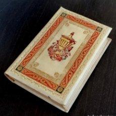 Libros de segunda mano: 1944 - PERGAMINO DE LUJO - ODAS ANACREÓNTICAS Y OTRAS POESÍAS - MELÉNDEZ VALDÉS - ENCUADERNACIÓN. Lote 211403147