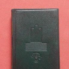 Libros de segunda mano: POESÍAS COMPLETAS - FRAY LUIS DE LEÓN - CRISOL - 1ª EDICIÓN - 1943.. Lote 211818067