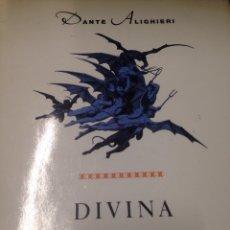 Libros de segunda mano: DANTE ALIGHIERI DIVINA COMEDIA (ORIGINAL I CATALA ). Lote 211819146