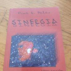 Libros de segunda mano: SINERGIA - FINA RODRÍGUEZ PALAU - LA BUSCA EDICIONS. Lote 211989783
