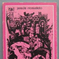 Libros de segunda mano: MUWASHAJAT. JESUS RIOSALIDO. Lote 213658525