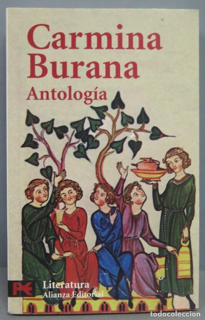 CARMINA BURAN. ANTOLOGÍA (Libros de Segunda Mano (posteriores a 1936) - Literatura - Poesía)