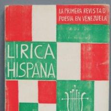 Libros de segunda mano: POEMAS INEDITOS. LIRICA HISPANA 202. Lote 213662140