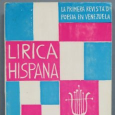 Libros de segunda mano: ANTOLOGIA POETAS OCCITANOS. LIRICA HISPANA. 201. Lote 213662178