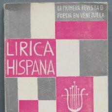 Libros de segunda mano: HORARIO DE VIGILIA. AYMARA. LIRICA HISPANA 210. Lote 213662357