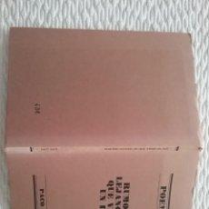 Libros de segunda mano: RUMORES LEJANOS DE QUE VIENE UN DIA. PACO SAEZ. SEVILLA1978. EDICIÓN NUMERADA.. Lote 213989591