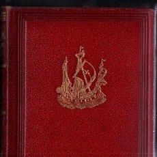 Libros de segunda mano: JACINTO VERDAGUER : L'ATLÀNTIDA (SELECTA, 1944) EN CATALÀ -PLENA PIEL. Lote 214200862