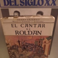 Libros de segunda mano: EL CANTAR DE ROLDÁN. REVISTA DE OCCIDENTE 1948, TRADUCCIÓN DE BENJAMÍN JARNES. INTONSO 3A EDICIÓN. Lote 215722037