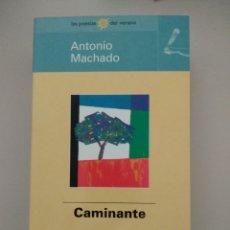 Libros de segunda mano: CAMINANTE - ANTONIO MACHADO -. Lote 217809823