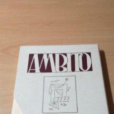 Libros de segunda mano: AMBITO FASCIMIL 1992 DEL DE 1951 CARPETA CON TRES FOLLETOS Y 105. Lote 217931528