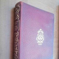 Libros de segunda mano: TERCERA ANTOLOJIA POETICA. JUAN RAMÓN JIMENEZ. 1957. TAPA DURA. IMITACIÓN PIEL. BUEN ESTADO. Lote 218603972