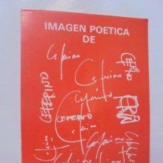 Libros de segunda mano: IMAGEN POETICA DE CEFERINO MORENO. 1982. VARIOS AUTORES. VER FOTOGRAFIAS ADJUNTAS. Lote 219229256