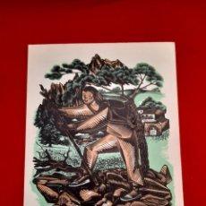 Libros de segunda mano: CADOLLES DE MUNTANYA PERE RIBOT XILOGRAFÍAS ANTONI GELABERT 1976 CENTRE EXCURSIONISTA CATALUNYA. Lote 219284068