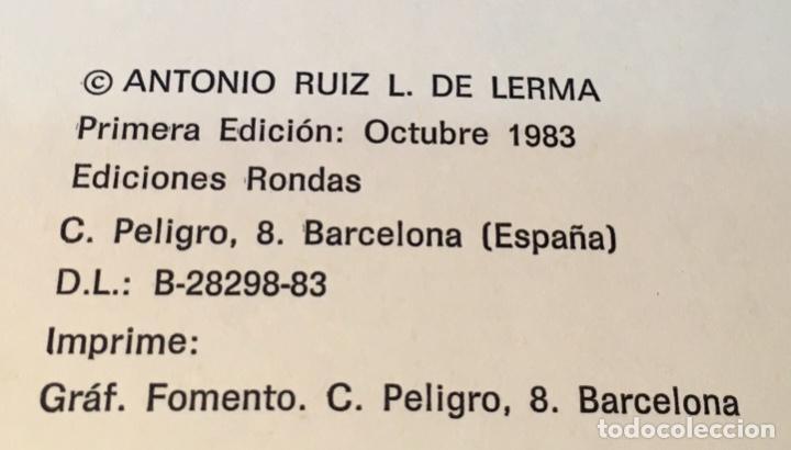 Libros de segunda mano: PAISAJE EN GRIS con escrito autor en Valdepeñas - Foto 2 - 221807493