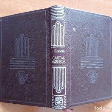 Libros de segunda mano: 1961 CARTAS MARRUECAS - JOSÉ CADALSO / CRISOL AGUILAR Nº 82. Lote 221991338