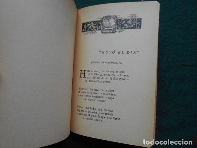 Libros de segunda mano: RUBEN DARÍO SELECCIÓN DE VERSO Y PROSA PARA NIÑOS EDICIÓN EXCLUSIVA PARA LAS ESCUELAS DE ESPAÑA - Foto 3 - 222016795