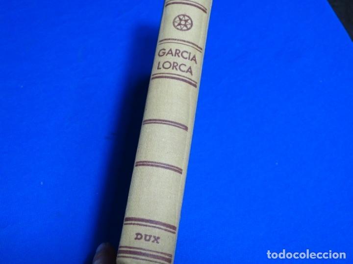 Libros de segunda mano: FEDERICO GARCÍA LORCA.EL POETA UNIVERSAL.M.IGLESIA RAMIREZ.1958. - Foto 2 - 222085277