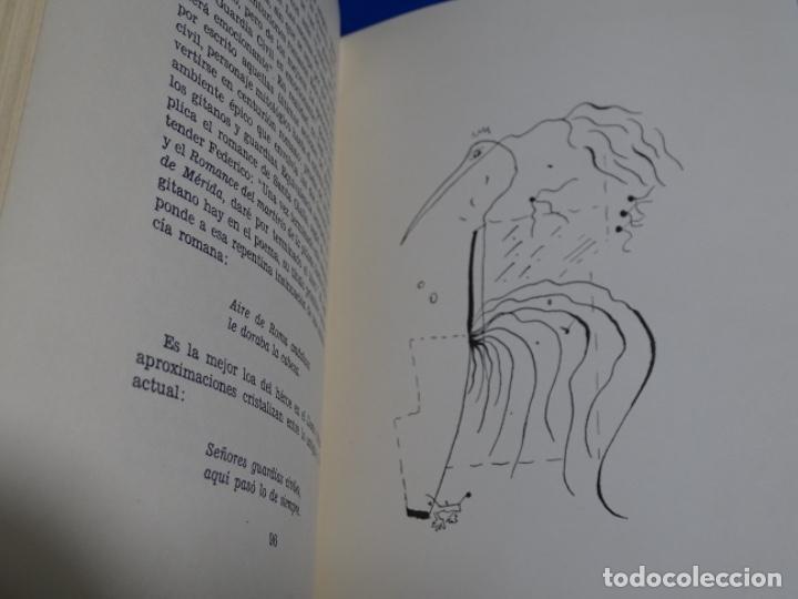 Libros de segunda mano: FEDERICO GARCÍA LORCA.EL POETA UNIVERSAL.M.IGLESIA RAMIREZ.1958. - Foto 4 - 222085277