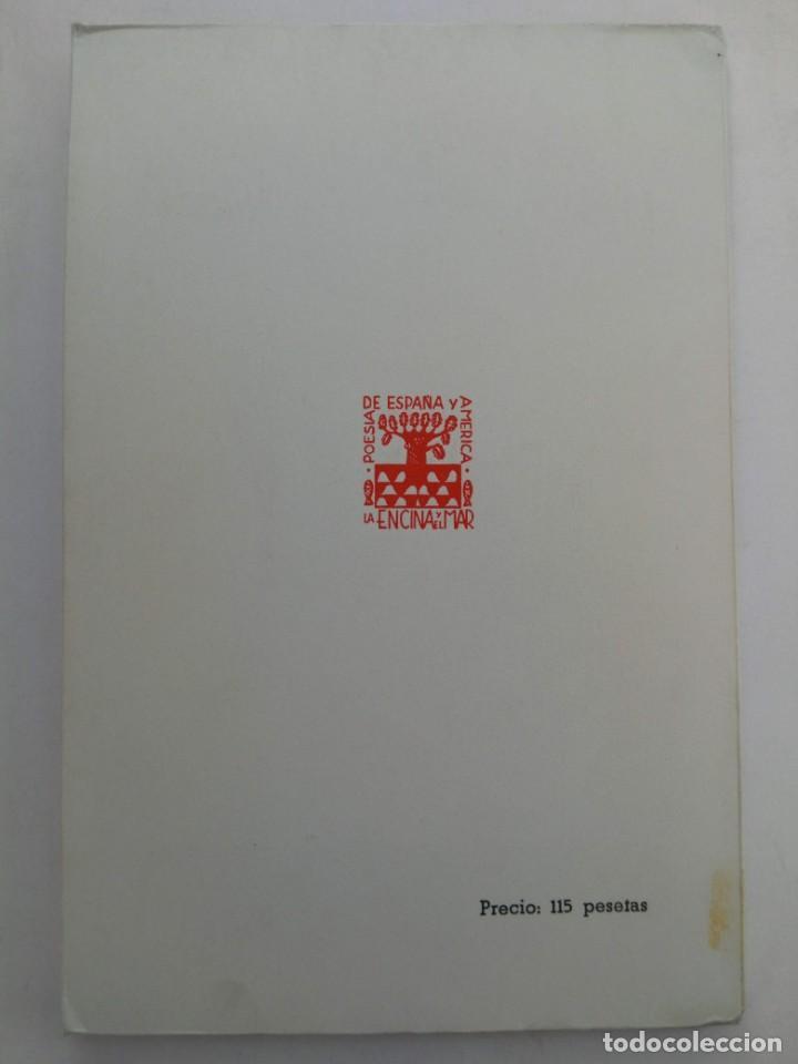 Libros de segunda mano: A TRAVÉS DEL TIEMPO - JUAN LUIS PANERO - EDICIONES CULTURA HISPÁNICA - Foto 3 - 222156822