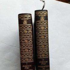 Libros de segunda mano: DON RAMON DEL VALLE-INCLAN . OBRAS ESCOGIDAS, 2 TOMOS, AGUILAR . 1971 Y 1974.. Lote 222721396