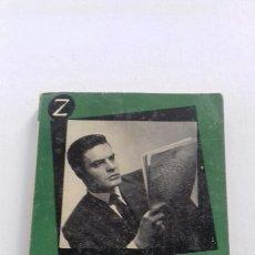 Libros de segunda mano: CARTAS DE UNA DESCONOCIDA (STEFAN ZWEIG). Lote 222847397