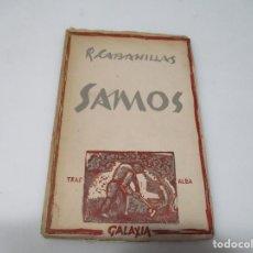 Libros de segunda mano: RAMÓN CABANILLAS SAMOS Q3570T. Lote 223571125