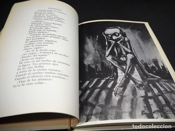 Libros de segunda mano: POEMAS NEGROS. CARLOS SAN ROMAN. GISA EDICIONES. 1974. - Foto 2 - 223971926